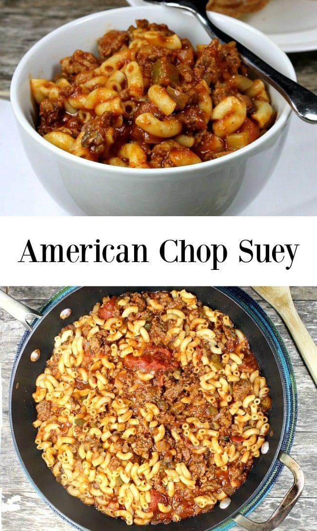American chop suey foody schmoody blog foody schmoody blog forumfinder Images