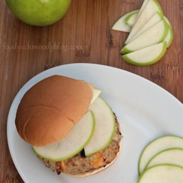 Apple Chicken Burger