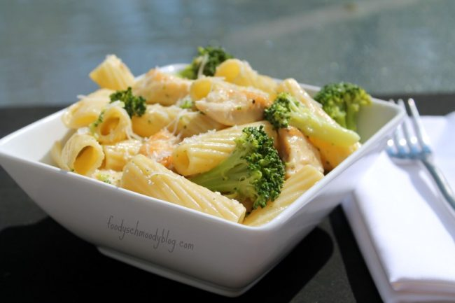 Restaurant Style Chicken Broccoli Ziti Foody Schmoody Blog
