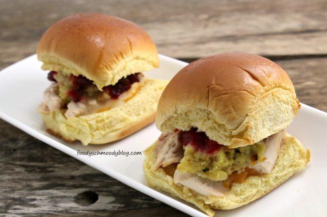 Leftover Turkey Sliders - Foody Schmoody Blog | Foody ...