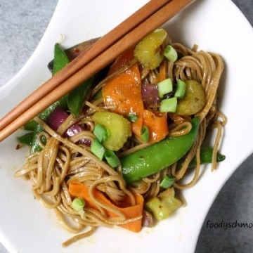 How To Make Homemade Takeout with Blue Dragon Sauces {GIVEAWAY}