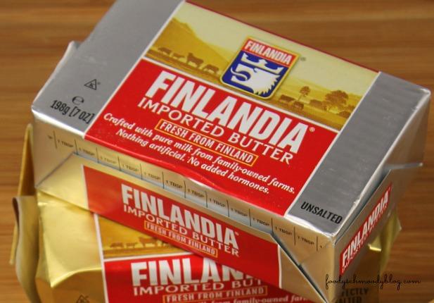 Banana Bread with Finlandia Butter