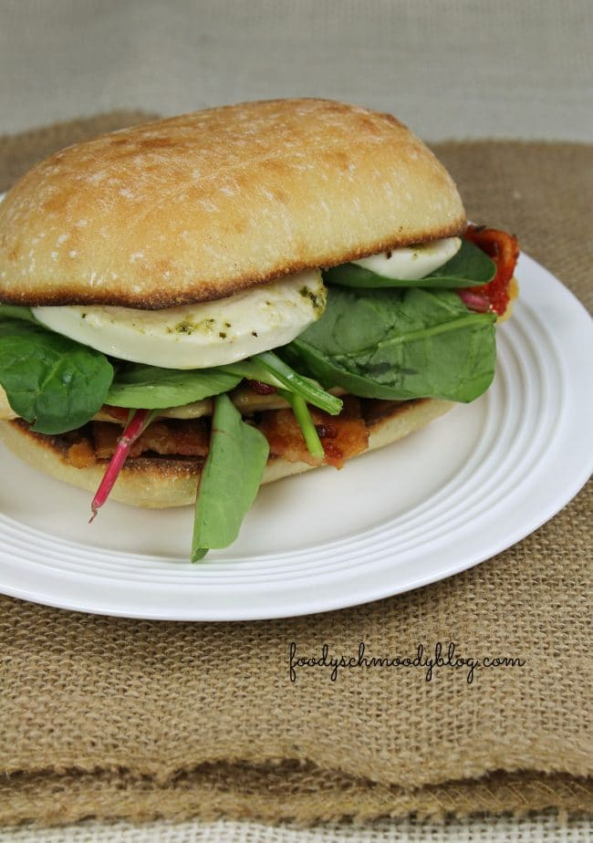 Best Ever Grilled Chicken Sandwich – This sandwich is perfect for a ...
