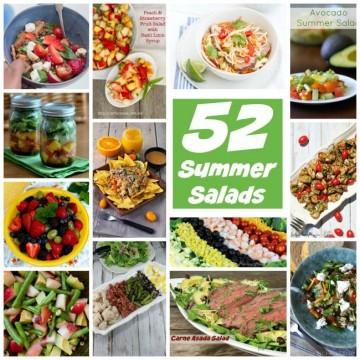 52 Summer Salads