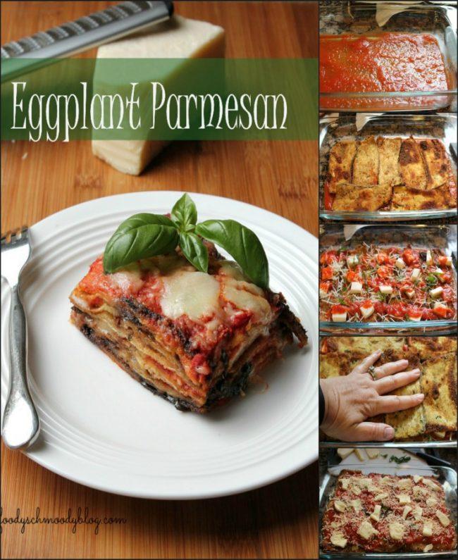 Eggplant Parmesan - Foody Schmoody Blog   Foody Schmoody Blog