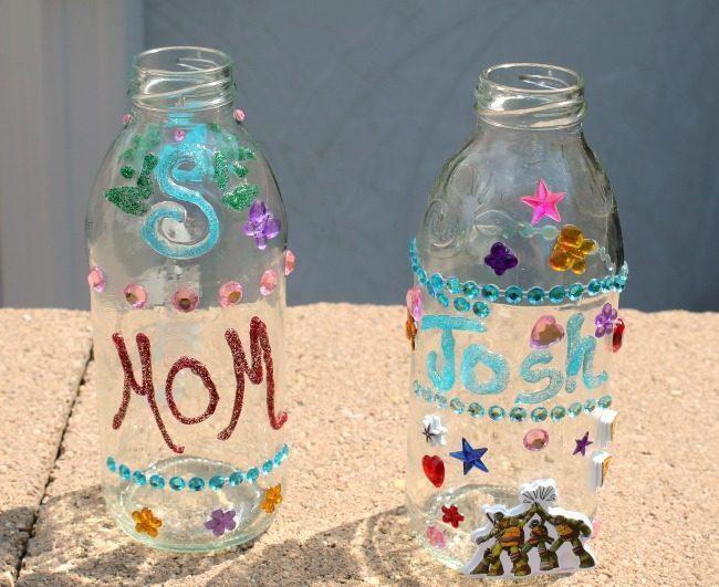 Sip Your Summer Snapple Keepsake Craft - Foody Schmoody Blog | Foody