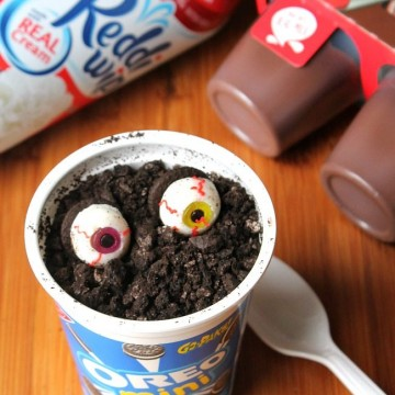 Easy To Go Halloween Trifle