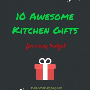 10 Awesome Kitchen Gifts