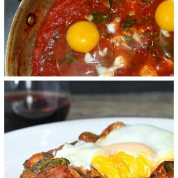 Tuscan Poached Eggs