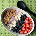 Spring Salad With Chicken and Berries