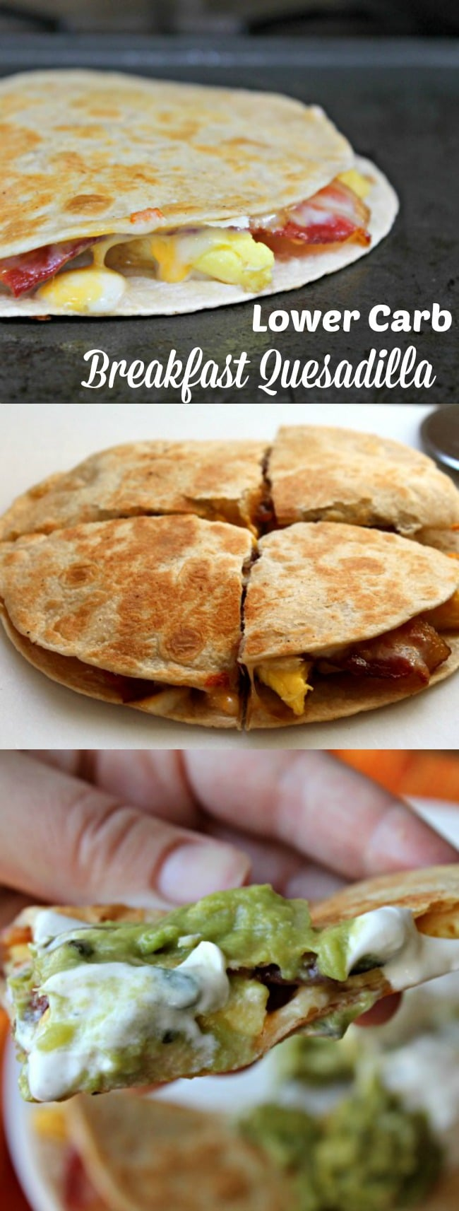 Lower Carb Breakfast Quesadilla - Foody Schmoody Blog | Foody Schmoody ...