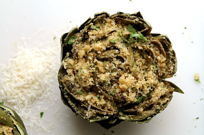 Stuffed Artichokes in the Instant Pot - Foody Schmoody ...