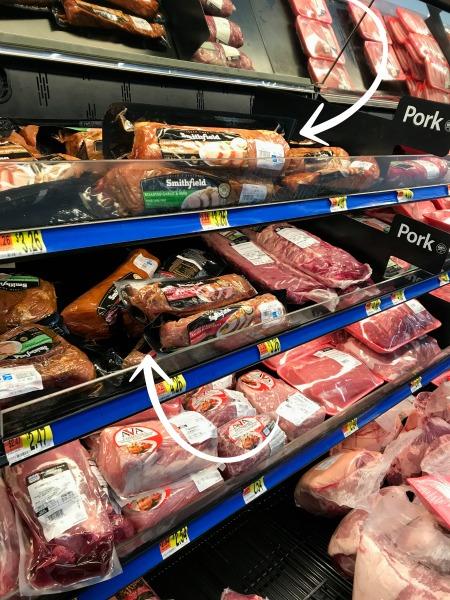 smithfield pork walmart
