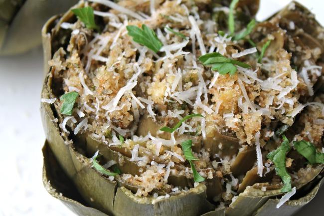 stuffed artichoke instant pot