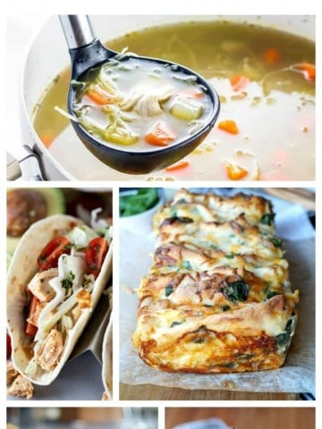 21 delicious recipes starting with rotisserie chicken