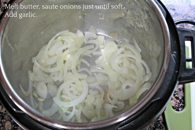 Meatballs in Gravy Step 1