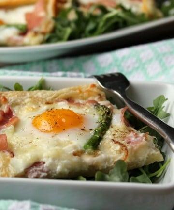 Puff Pastry Egg Tart