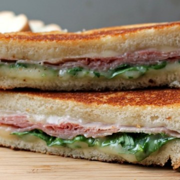 pepperidge farm grilled prosciutto and fontina