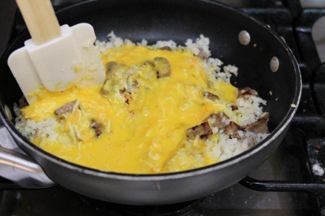 egg stir in